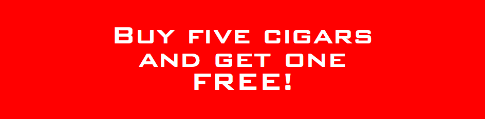 Buy five cigars